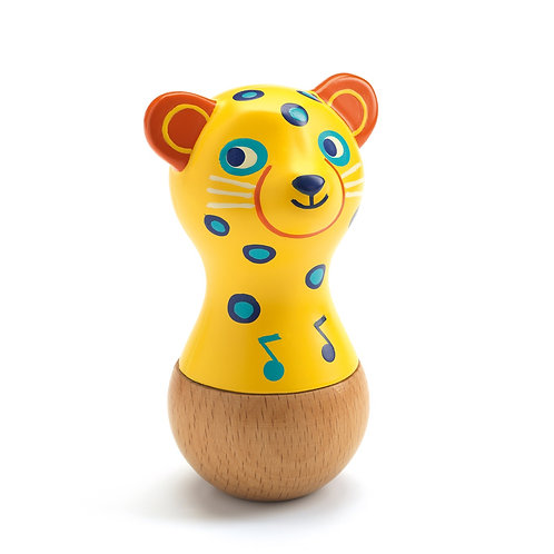 Djeco - ANIMAMBO - Maracas jaguar