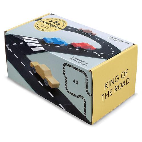 waytoplay King of the Road flexibele autobaan