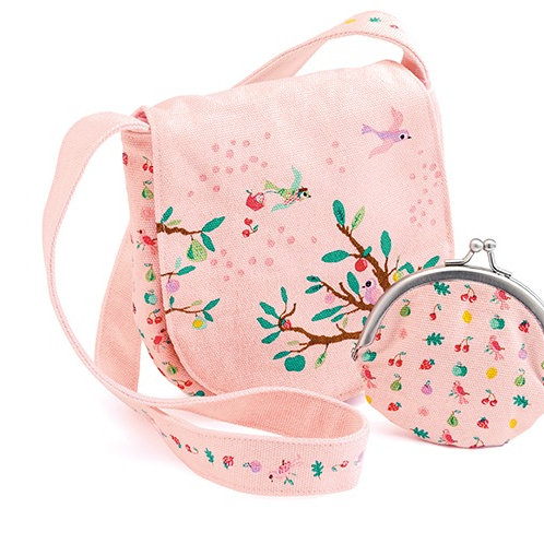 Bag & purse - Summer garden