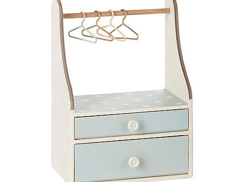 Wardrobe Dresser, Mint