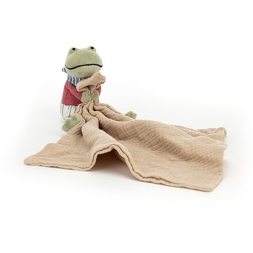 Jellycat - Little Rambler Frog Soother