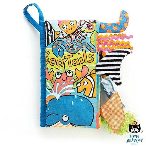 Jellycat - Book Sea Tails
