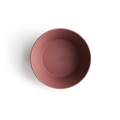 Bird bowl red
