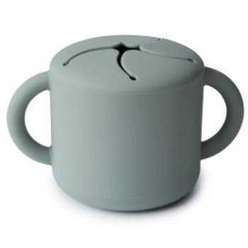 MUSHIE - SNACK CUP Cambridge Blue