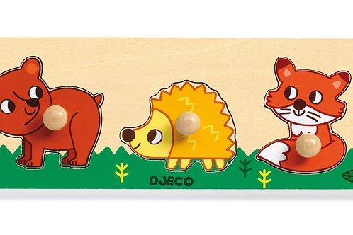 Classic puzzle - Forest'n'co