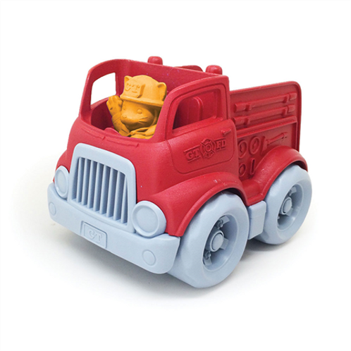 GreenToys Mini Fire Truck