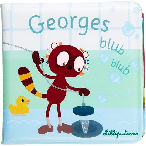 Lilliputiens In Bad! - Badboek blup blup Georges