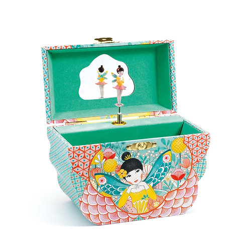 Djeco - MUSICAL BOX - Flowery melody