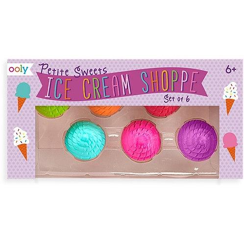 Ooly - Gummen met geur Kleine ijsjes