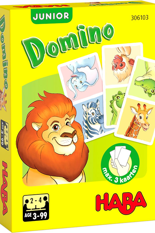 Haba - Kaartspel - Domino Junior - Safari