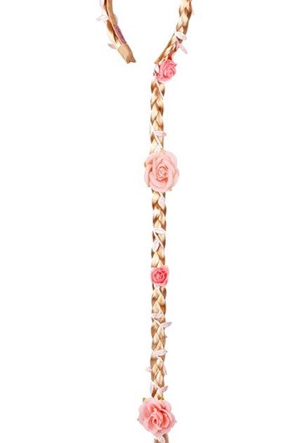 Souza - Haarband Taylor, blond met bloemen