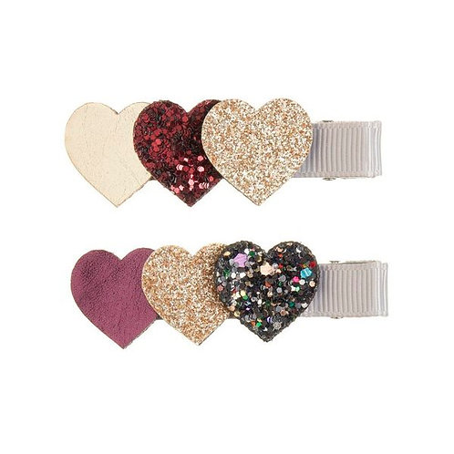 Mimi&Lula HEART BURST CLIPS