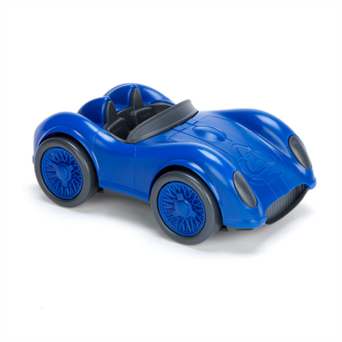 GreenToys Race Car - Blue