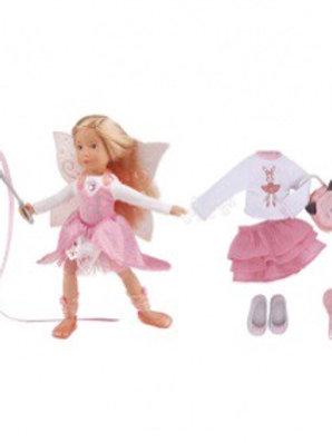 Käthe Kruse Kruselings Sofia Vera - Deluxe Doll Set