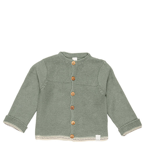 Koeka Vestje Nanuk shadow green, 62/68