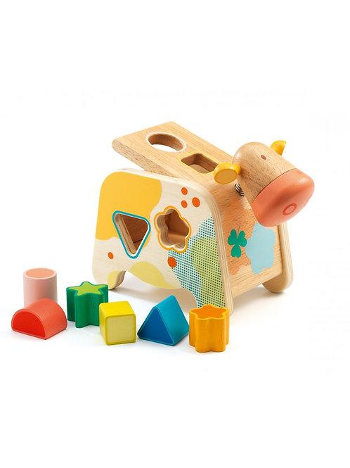 Djeco - Sorting box - Cachatou