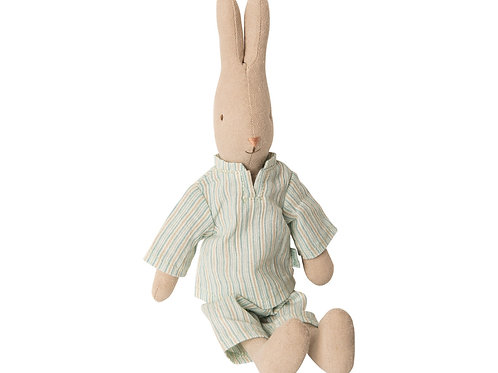 Maileg Rabbit size 1, Pyjamas