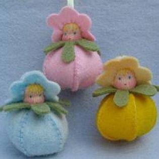 Atelier Pippilotta - Drie lentekindjes