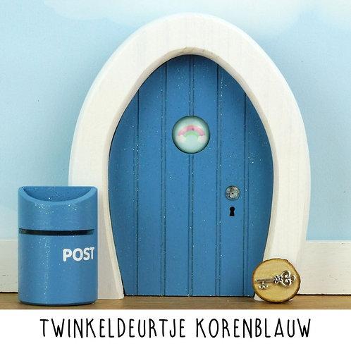 Droomdeurtjes - Twinkeldeurtje Korenblauw
