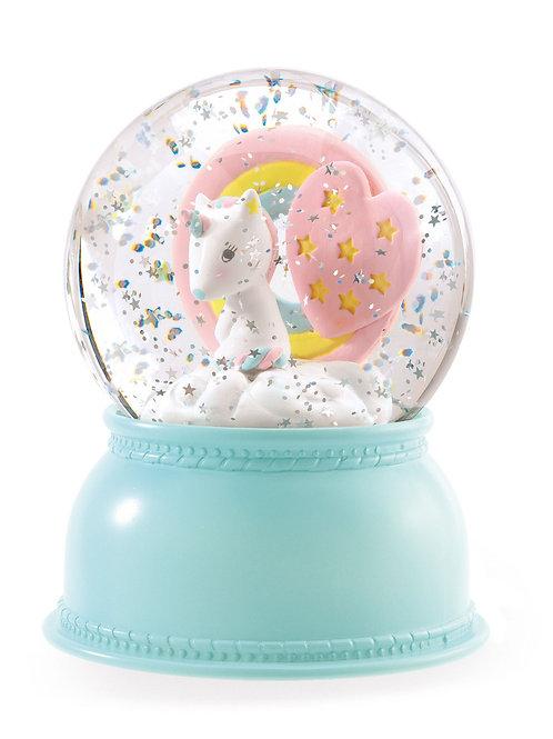 Djeco - NIGHT LIGHT - Unicorn