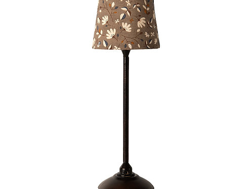 Miniature floor lamp - Anthracite