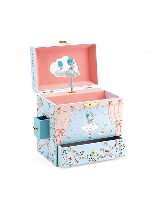 Djeco - MUSICAL BOX - Grande boîte à musique