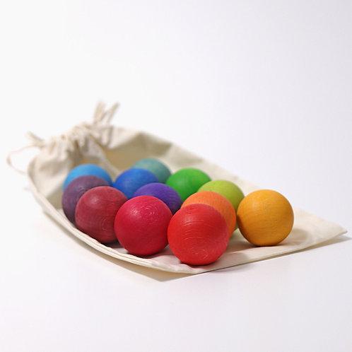 Grimm's - Small Rainbow Balls