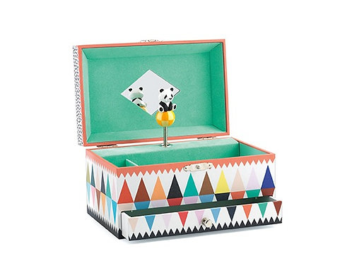 MUSICAL BOX - Panda's song