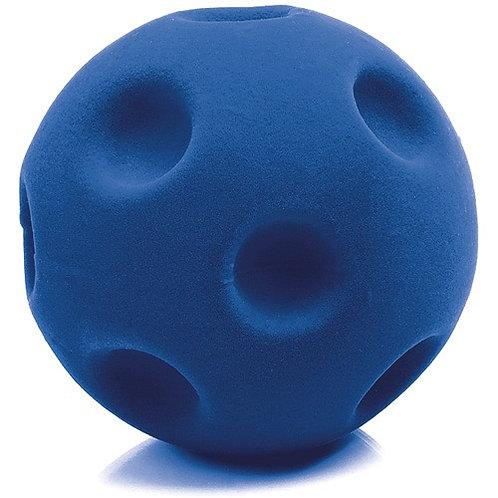 Rubbabu - Standaard bal blauw