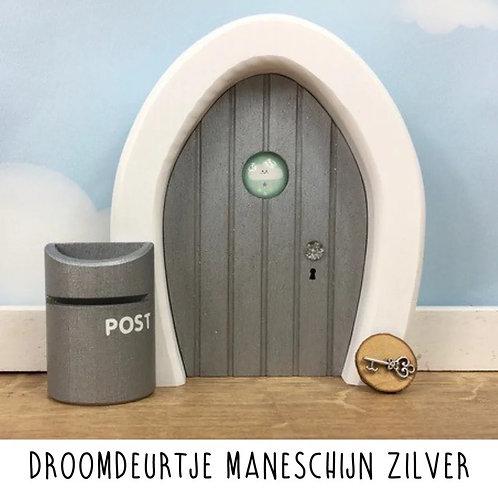 Droomdeurtjes - Droomdeurtje Maneschijn Zilver
