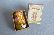 Atelier Pippilotta - Bloemenfee in een doosje