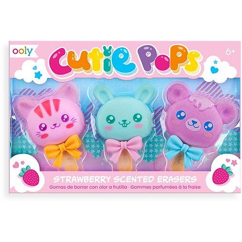 Ooly - Gummen met geur Cutie Pops
