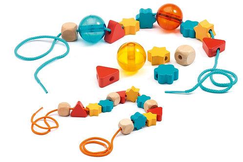 Djeco - Beads - Filacolor ball