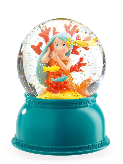 Djeco - NIGHT LIGHT - Mermaid