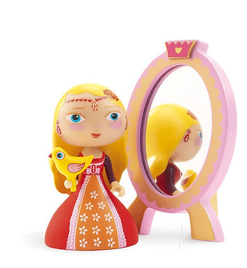 Djeco - ARTY TOYS - PRINCESS - Nina & ze mirror