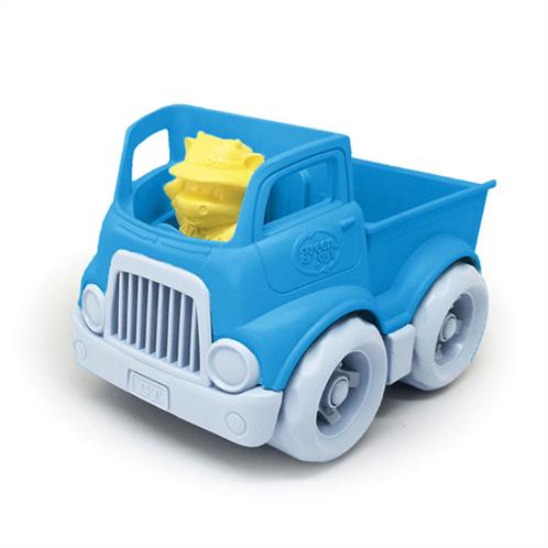 GreenToys Mini Pick-Up Truck