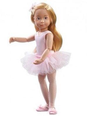 Käthe Kruse Kruselings Sofia Vera Ballet Lesson - Doll Set