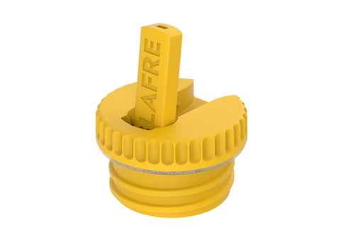 Blafre flip top drinktuit yellow