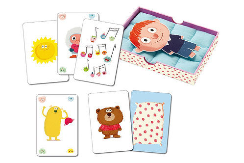 PLAYING CARDS - Bisous Dodo