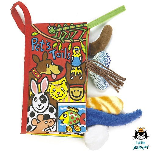 Jellycat - Tails Pet Book