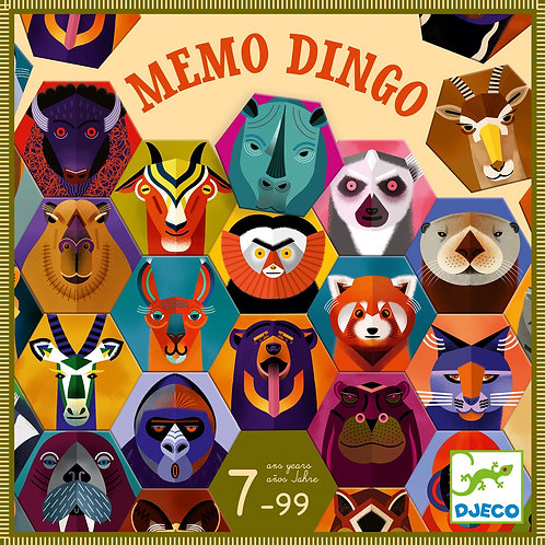 Djeco - GAME - Memo Dingo