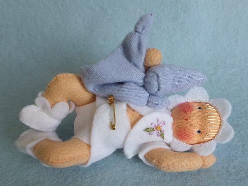 Atelier Pippilotta - Baby met lappenpop