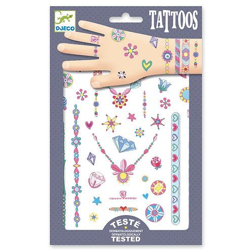 Djeco TATTOOS - Jenni's Jewels