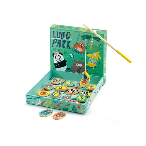 Djeco - PREMIERS APPRENTISSAGES LudoPark - 4 games