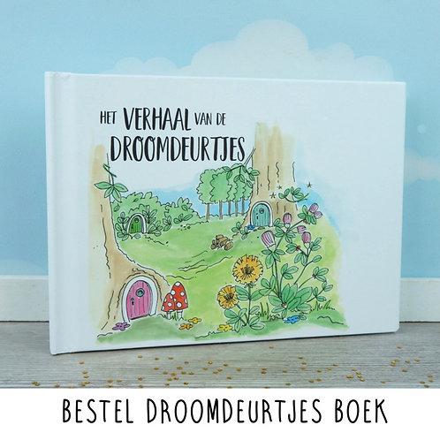 Droomdeurtjes - Boek Droomdeurtjes beginverhaal