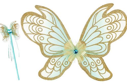 Souza - Jeanne vleugelstoverstaf set, mint
