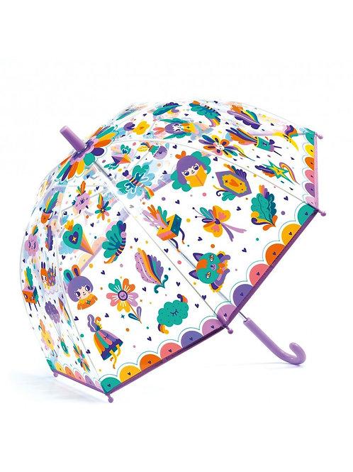 Djeco - Umbrella Lovely rainbow