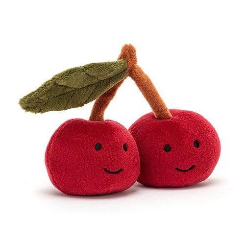 Jellycat - Fabulous Fruit Cherry