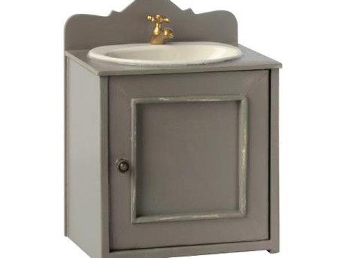 Maileg Miniatuur badkamer wastafel