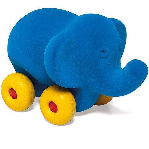 Dier op wielen olifant